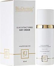 Düfte, Parfümerie und Kosmetik Tagescreme mit Olivenextrakt - BioDermic Olive Extract Day Cream