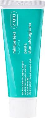 Zahnpasta mit natürlichem Salbeiextrakt und Fluorid - Ziaja Mintperfect — Bild N2