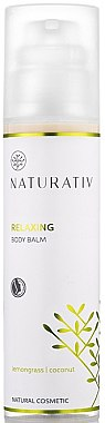 Entspannender Körperbalsam - Naturativ Relaxing Body Balm — Bild N1