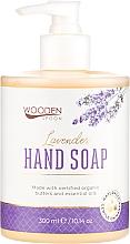 Düfte, Parfümerie und Kosmetik Flüssige Handseife mit Lavendel - Wooden Spoon Lavender Hand Soap