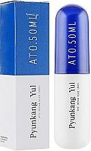 Düfte, Parfümerie und Kosmetik Beruhigende und feuchtigkeitsspendende Gesichtscreme für empfindliche Haut - Pyunkang Yul Ato Cream Blue Label