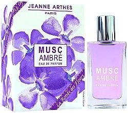 Jeanne Arthes Musc Ambre - Eau de Parfum — Bild N1