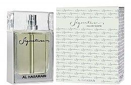 Düfte, Parfümerie und Kosmetik Al Haramain Signature - Eau de Toilette