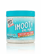 Düfte, Parfümerie und Kosmetik Körperpeeling mit Meersalz - Dirty Works Smooth On Up Buttery Salt Scrub