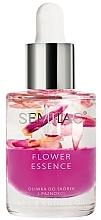 Düfte, Parfümerie und Kosmetik Intensives Nagelhaut- und Nagelöl mit Grüntee-Extrakt - Semilac Flower Essence Pink Power