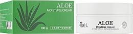 Düfte, Parfümerie und Kosmetik Intensiv feuchtigkeitsspendende Anti-Falten Gesichtscreme mit Aloe - Ekel Aloe Moisture Cream