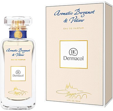 Dermacol Aromatic Bergamot And Vetiver - Eau de Parfum — Bild N1