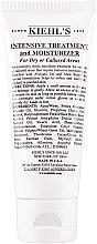 Düfte, Parfümerie und Kosmetik Intensiv reichhaltige Feuchtigkeitscreme für trockene und Hornhaut mit Avocadoöl und Sheabutter - Kiehl's Intensive Treatment And Moisturizer