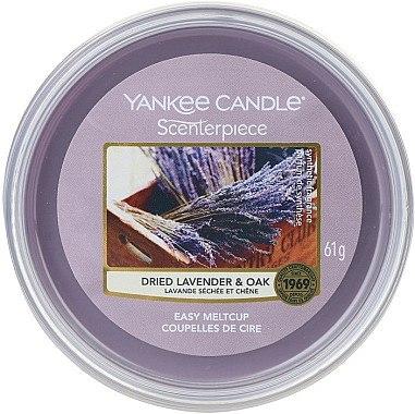 Tart-Duftwachs Dried Lavender & Oak - Yankee Candle Dried Lavender & Oak Melt Cup — Bild N1