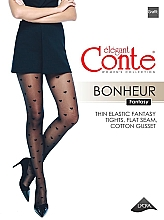 Düfte, Parfümerie und Kosmetik Strumpfhose für Damen Fantasy Bonheur 20 Den Grafit - Conte
