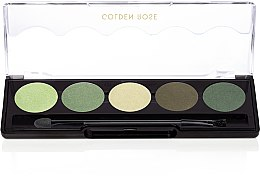 Düfte, Parfümerie und Kosmetik Lidschattenpalette - Golden Rose Professional Palette Eyeshadow
