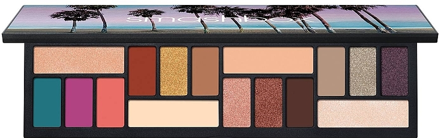 Lidschattenpalette - Smashbox L.A. Cover Shot Eye Palette — Bild N3