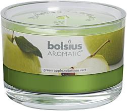 Düfte, Parfümerie und Kosmetik Duftkerze im Glas Green Apple - Bolsius Candle