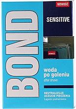 Düfte, Parfümerie und Kosmetik After Shave Lotion für empfindliche Haut - Bond Sensitive After Shave Lotion