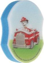 Düfte, Parfümerie und Kosmetik Kinder-Badeschwamm Paw Patrol Marshall im Auto - Suavipiel Paw Patrol Bath Sponge