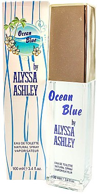 Alyssa Ashley Ocean Blue - Eau de Toilette — Bild N1