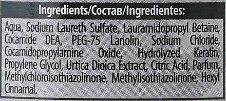 Shampoo für fettiges Haar mit Brennnesselextrakt - Barwa Herbal Shampoo — Bild N3