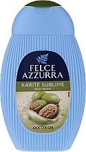 Düfte, Parfümerie und Kosmetik Feuchtigkeitsspendendes Duschgel mit Sheabutter - Paglieri Felce Azzurra Benessere Shower Gel