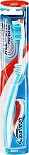 Düfte, Parfümerie und Kosmetik Zahnbürste weich All In One Protection weiß-blau - Aquafresh All In One Protection