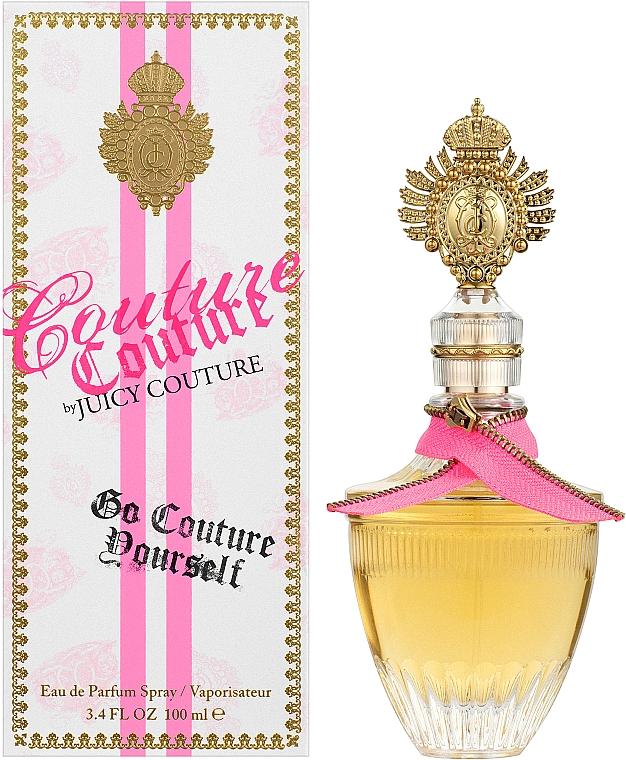 Juicy Couture Couture Couture - Eau de Parfum — Bild N2