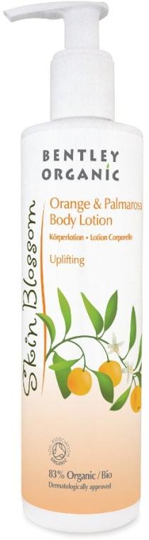 Körperlotion - Bentley Organic Skin Blossom Orange & Palmarosa Body Lotion — Bild N1