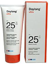 Düfte, Parfümerie und Kosmetik Liposomale Sonnenschutzlotion für Gesicht und Körper SPF 25 - Daylong Ultra Milk SPF 25