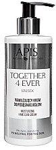 Düfte, Parfümerie und Kosmetik Feuchtigkeitsspendende Handpflegecreme - APIS Professional Together 4 Ever Hand Cream