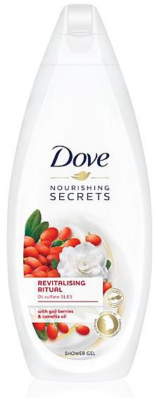 Körperpflegeset - Dove Relaxing Care (Duschgel 250ml + Körperlotion 250ml) — Bild N2