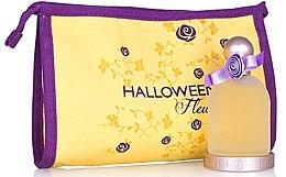 Düfte, Parfümerie und Kosmetik Jesus Del Pozo Halloween Fleur - Duftset (Eau de Toilette 100ml + Kosmetiktasche)