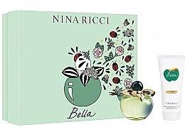 Düfte, Parfümerie und Kosmetik Nina Ricci Bella - Duftset (Eau de Toilette/50ml + Körperlotion/75ml)