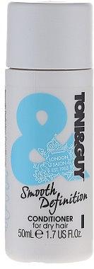 Conditioner für trockenes Haar - Toni & Guy Nourish Smoothing Conditioner for Dry Hair — Bild N4