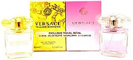Versace Bright Crystal - Duftset (Eau de Toilette/30ml + Eau de Toilette/30ml) — Bild N1
