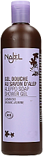 Düfte, Parfümerie und Kosmetik Duschgel-Aleppo-Seife Jasmin - Najel Aleppo Soap Shower Gel