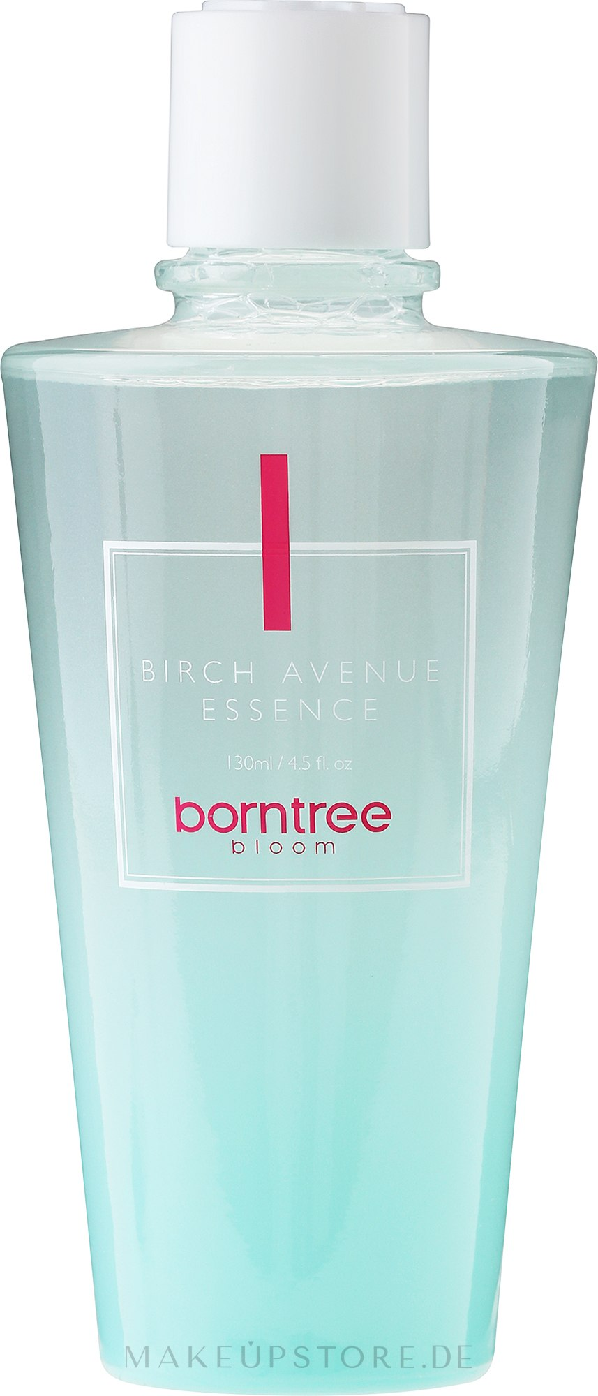 Feuchtigkeitsspendende und beruhigende Gesichtsessenz - Borntree Birch Avenue Essence — Bild 130 ml