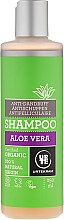 "Düfte, Parfümerie und Kosmetik Anti-Schuppen Shampoo ""Aloe Vera"" - Urtekram Aloe Vera Anti-Dandruff Shampoo"