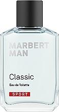 Düfte, Parfümerie und Kosmetik Marbert Man Classic Sport - Eau de Toilette