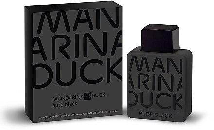 Mandarina Duck Pure Black - Eau de Toilette  — Bild N1