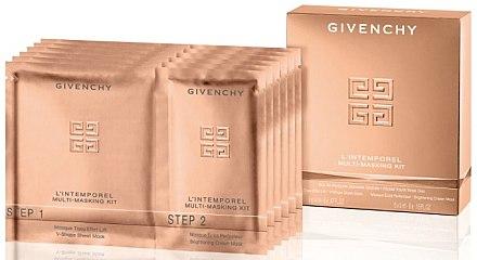 Gesichtsmaske - Givenchy L'Intemporel Multi-Masking Kit — Bild N1
