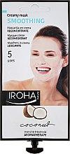 Düfte, Parfümerie und Kosmetik Gesichtsmaske - Iroha Nature Smoothing Coconut Creamy Mask