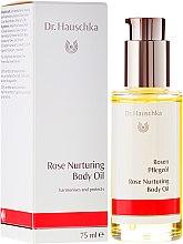 Düfte, Parfümerie und Kosmetik Pflegendes Rosenöl für den Körper - Dr. Hauschka Rose Nurturing Body Oil
