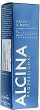 Düfte, Parfümerie und Kosmetik Volumen-Shampoo für feines Haar - Alcina Hare Care Volumen Shampoo