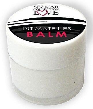 Natürlicher Intim Balsam für Schamlippen nach der Haarentfernung - Hristina Cosmetics Sezmar Collection — Bild N1