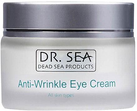 Anti-Falten Creme für die Augenpartie - Dr. Sea Anti-Wrinkle Eye Cream — Bild N1