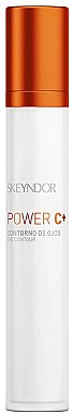 Antioxidative Creme für die Augenpartie - Skeyndor Energizing Cream SPF15 — Bild N1