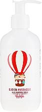 Düfte, Parfümerie und Kosmetik Massageöl für Kinder und Erwachsene mit Bio süßem Mandelöl - Bubble&CO Sweet Almonds Body Oil