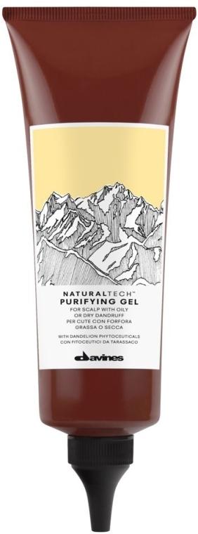 Anti-Schuppen Reinigungsgel für die Kopfhaut - Davines NT Purifying Gel — Bild N1