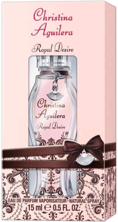 Christina Aguilera Royal Desire - Eau de Parfum — Bild N2