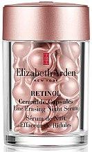Düfte, Parfümerie und Kosmetik Anti-Aging Nachtserum mit Retinol in Kapselform - Elizabeth Arden Retinol Ceramide Capsules Night Serum