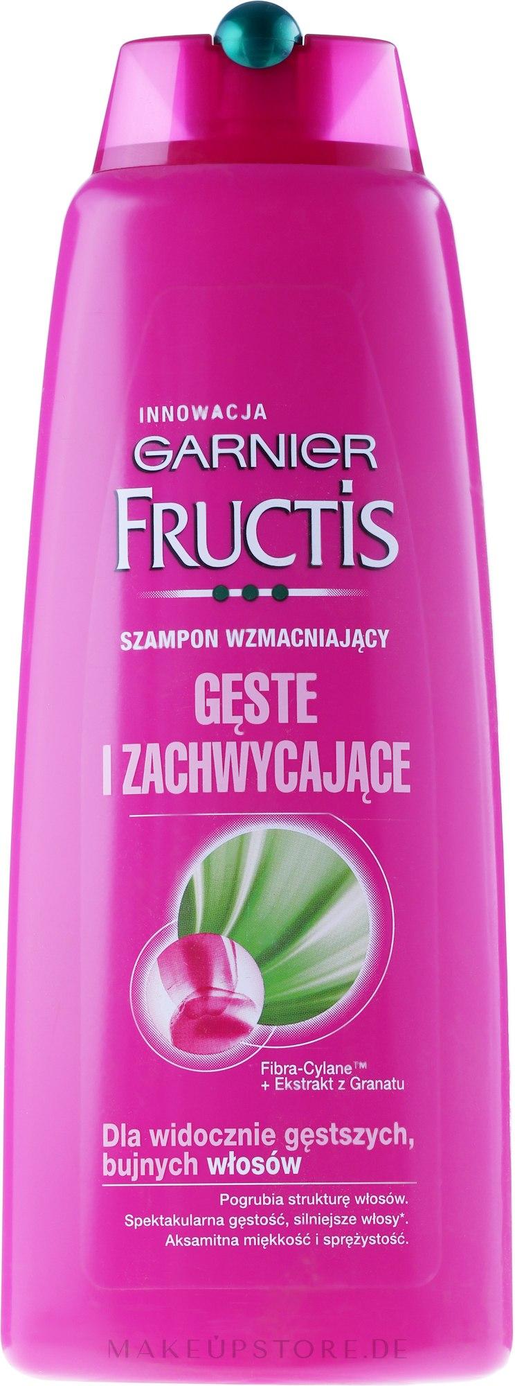 """Kräftigendes Shampoo """"Densify"""" - Garnier Fructis Densify — Bild 400 ml"""