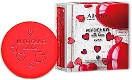 Düfte, Parfümerie und Kosmetik Duftende Seife auf pflanzlicher Basis With Love - Allvernum Nature's Essences With Love Soap